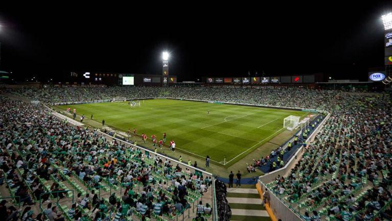 TSM en la Semifinal entre Santos y Puebla