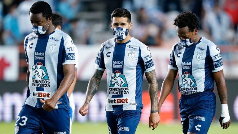 Pachuca: Aceptó sanciones e investigará causa de exceso de aforo vs Cruz Azul