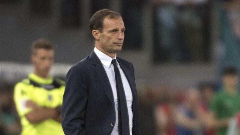 Massimiliano Allegri podría llegar al Real Madrid