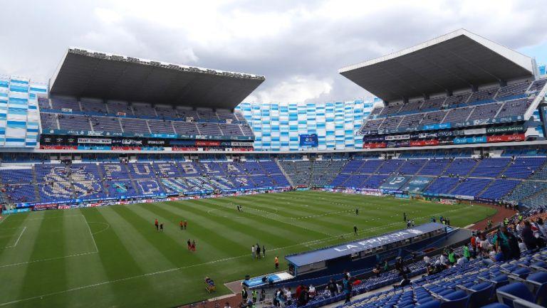 Puebla: Gobierno estatal autorizó aforo del 50 por ciento para juego ante Santos