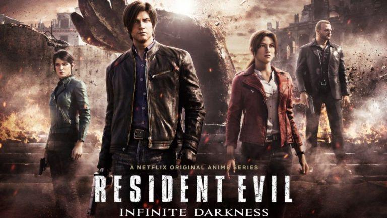 Residemt Evil: Infinite Darkness se estrenará el 8 de julio