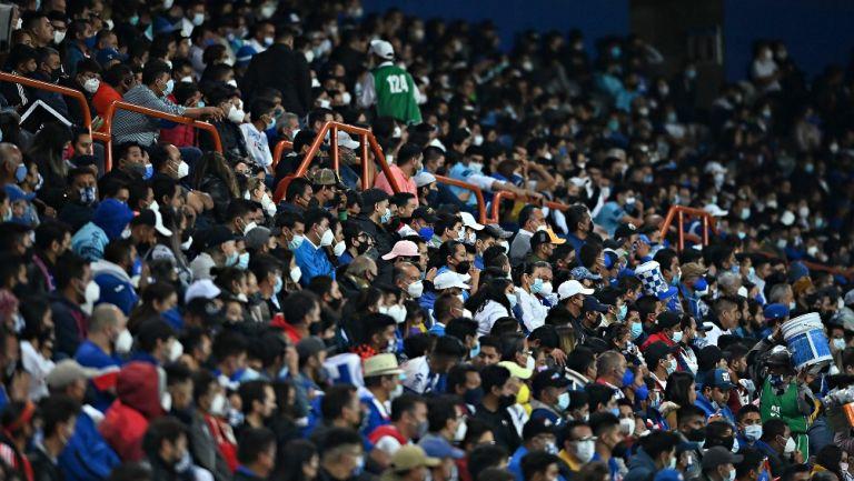 Subrecupo en el Estadio Hidalgo
