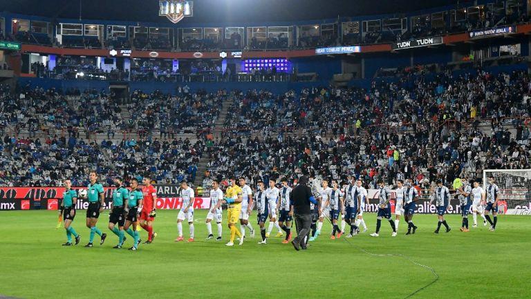 Pachuca: Comisión Disciplinaria abrió investigación por exceso de aforo en juego ante Cruz Azul