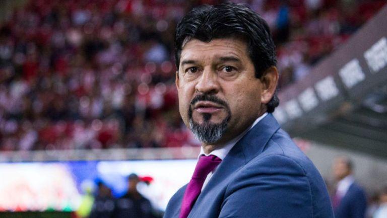 José Saturnino Cardozo como DT de Chivas