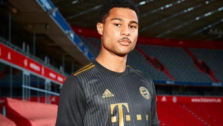 Presentación de la playera del Bayern Munich