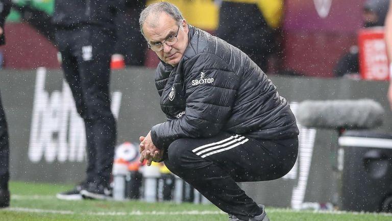 Marcelo Bielsa, técnico del Leeds United