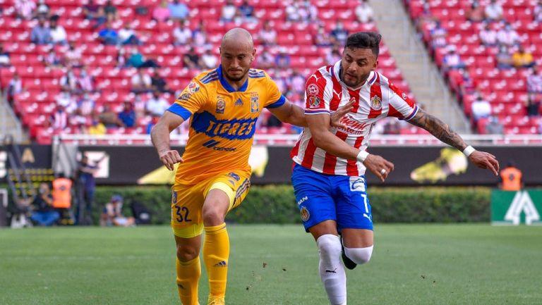 Chivas y Tigres tendrán partido amistoso en Estados Unidos