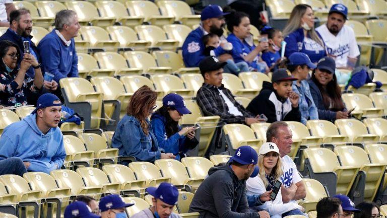 MLB: Dodgers abrirán su estadio a su máxima capacidad a partir del 13 de junio