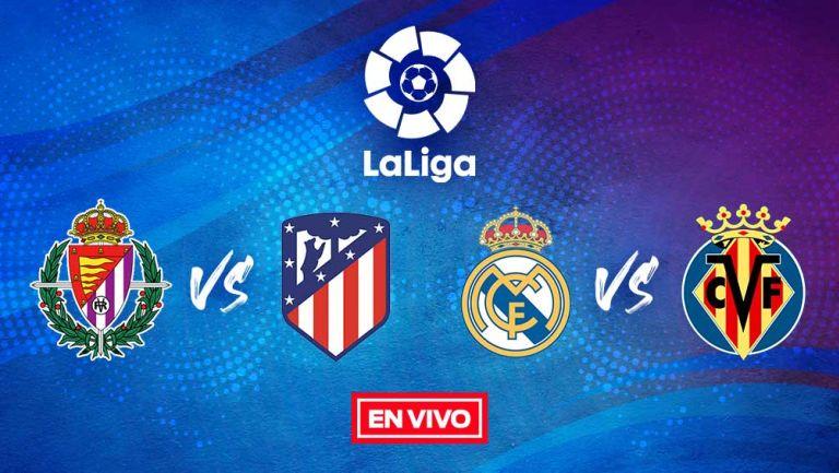 EN VIVO Y EN DIRECTO: Valladolid vs Atlético de Madrid