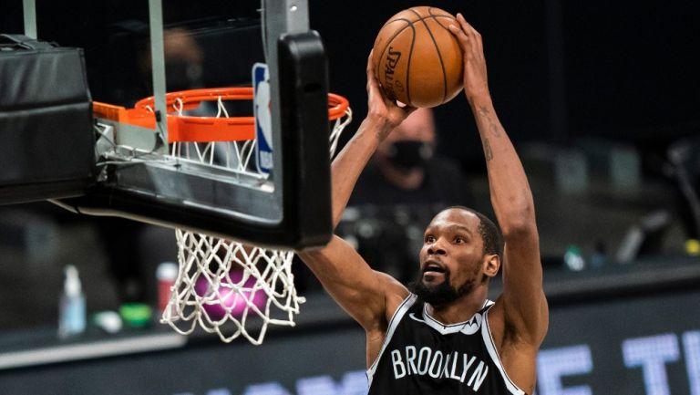 NBA Playoffs: Estrellas de los Nets dieron primera victoria en serie ante Celtics