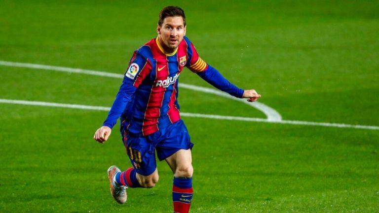 Messi ganó su octavo Pichichi