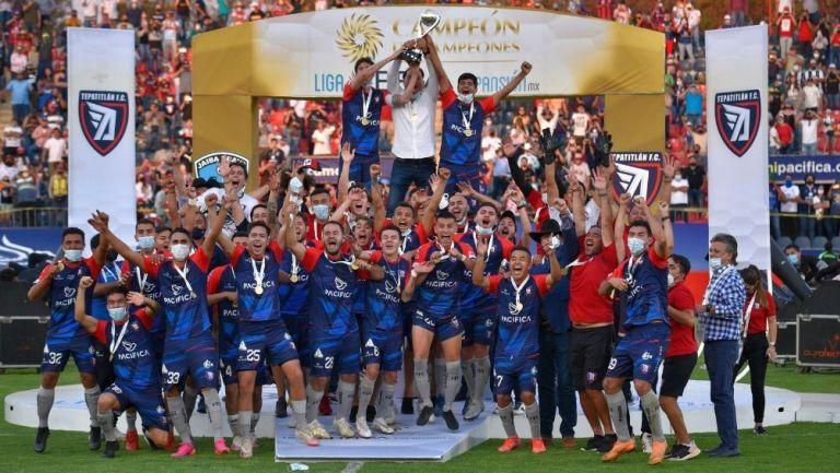 Tepatitlán ganó el Campeón de Campeones