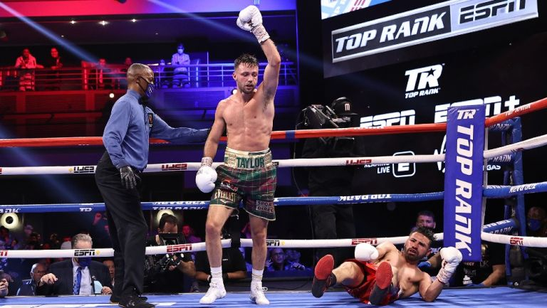 José Carlos Ramírez: Cayó ante Josh Taylor y perdió oportunidad de ser campeón unificado