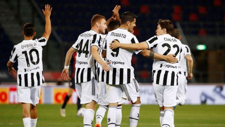 Juventus venció al Bolonia