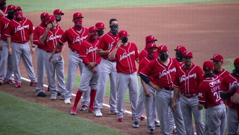 Veracruz derrotó a los Diablos Rojos