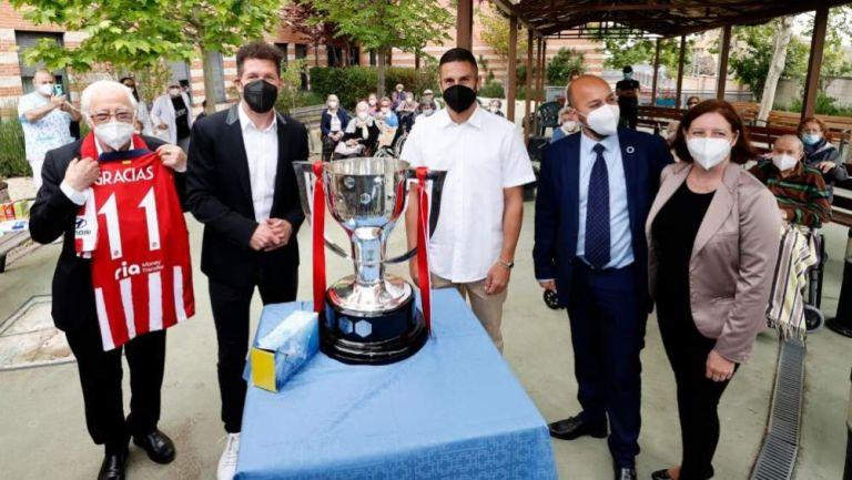 Copa en la Unidad de Emergencias