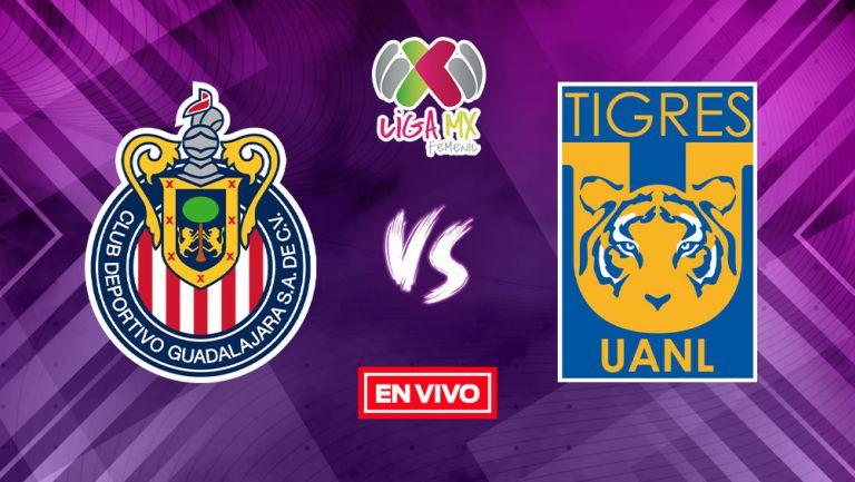 EN VIVO Y EN DIRECTO: Chivas vs Tigres Guardianes 2021 Final Ida