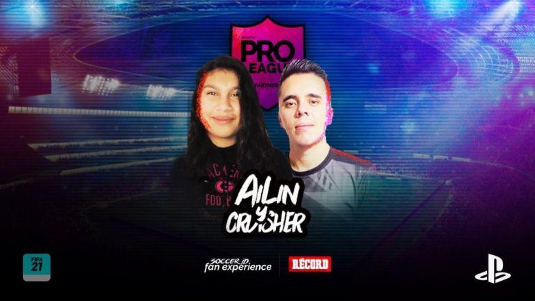 Crusher y Ailín vs Rivan y Fleur, una Final que sacará chispas