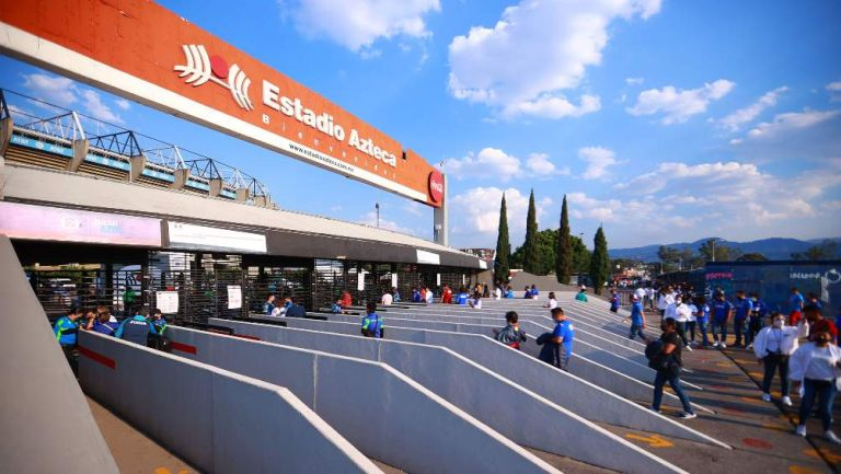 Venta de boletos Estadio Azteca