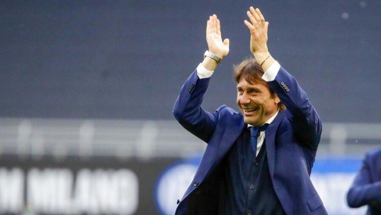 Inter de Milán: Antonio Conte acordó su salida con el club nerazzurro