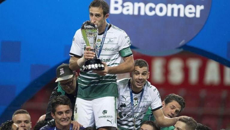 Santos Campeón del Clausura 2018
