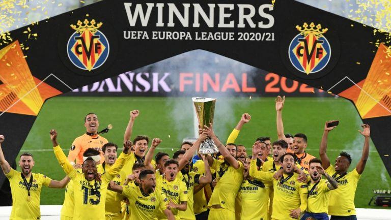 Villarreal: Campeón de la Europa League tras vencer en serie de penaltis al Manchester United
