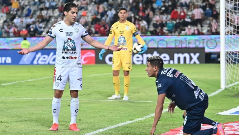 Chivas y Pachuca no llegaron a un acuerdo por Erick Aguirre