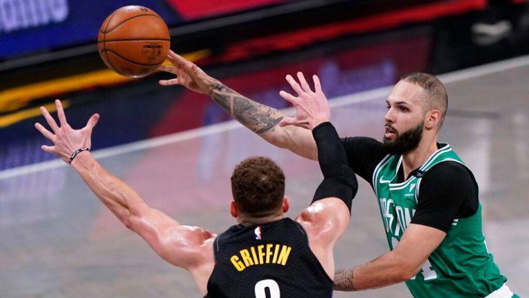 Celtics y Nets se medirán en el Juego 3 este viernes