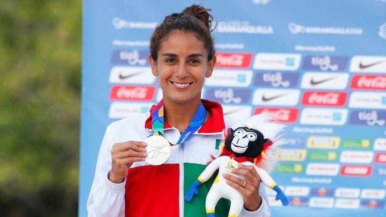 Paola Espinoza es candidata por el Verde