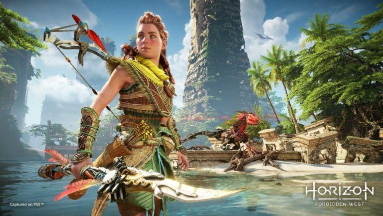 Horizon Forbidden West mostró un espectacular gameplay en el State of Play