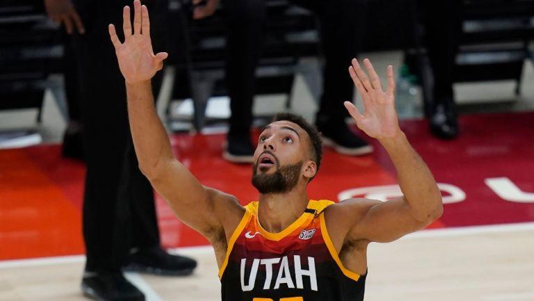 Playoffs NBA: Utah venció a Memphis e igualó serie con gran actuación de Donovan Mitchell