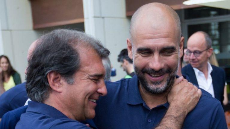 Barcelona: Joan Laporta intentaría regresar a Pep Guardiola
