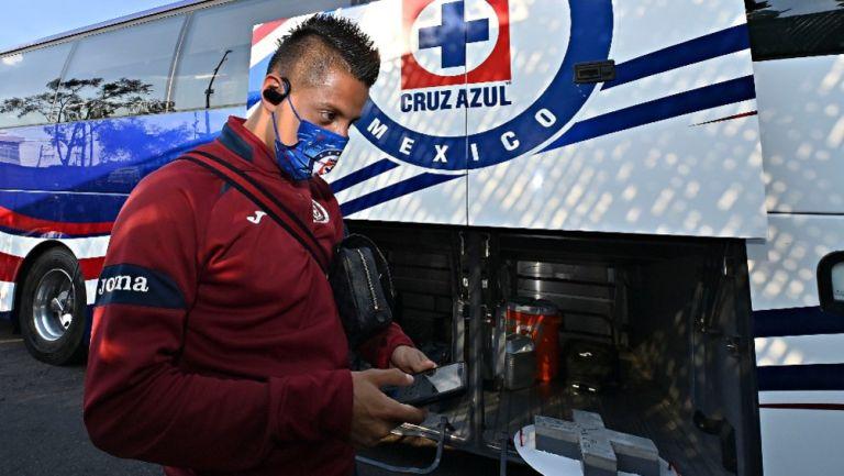 Cruz Azul: Roberto Alvarado no viajó a Torreón por la pérdida de su bebé