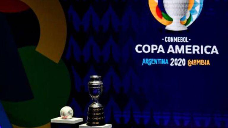 Ceremonia de Copa América