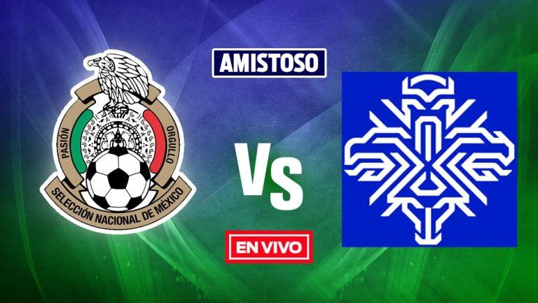 EN VIVO Y EN DIRECTO: México vs Islandia