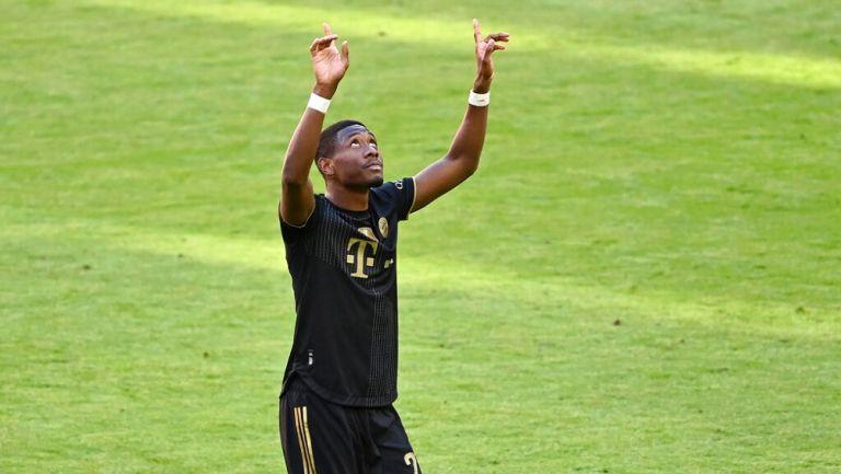 David Alaba fichó por el Real Madrid