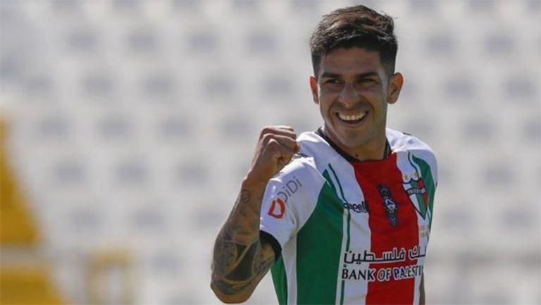 Jonathan Benítez: 'Ojalá se dé el jugar en Pumas'