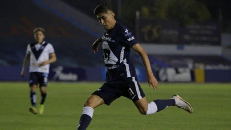 Suárez en su paso por Pumas Tabasco