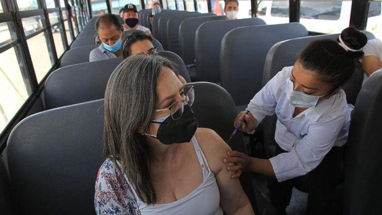 Vacunación CDMX