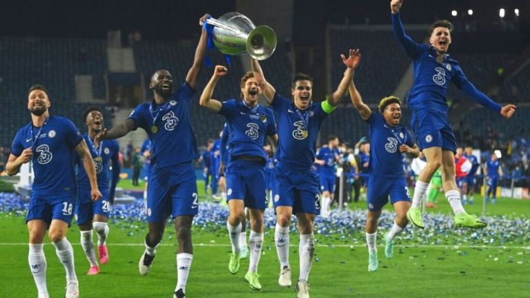 Chelsea ganó su segunda Champions