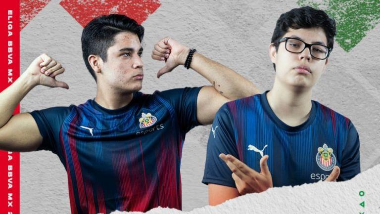 Chivas es finalista en la eLiga MX
