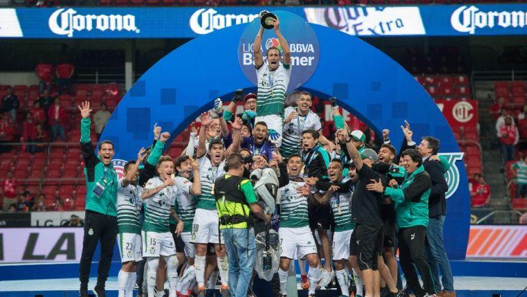 Santos: A mantener tendencia campeonil cada tres años