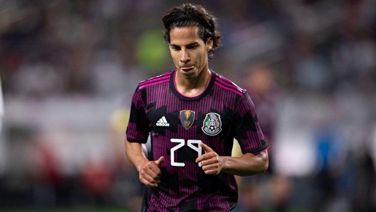 Selección Mexicana: Diego Lainez tomará el lugar de Erick Gutiérrez en el Final Four