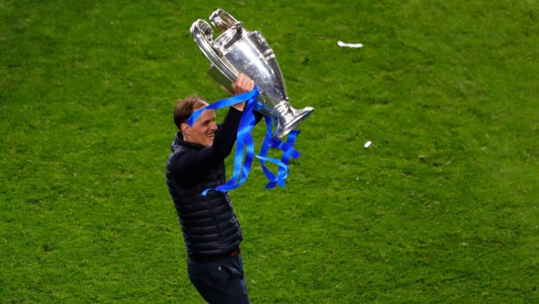 "Thomas Tuchel tras ganar la Champions League: ""¡Vaya lucha!"""