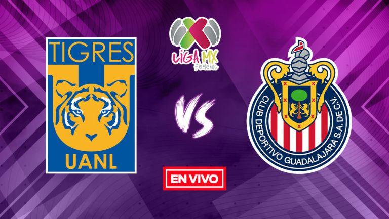 EN VIVO Y EN DIRECTO: Tigres vs Chivas Liga MX Femenil Final Vuelta