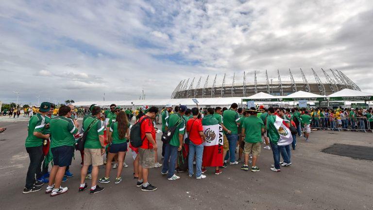 Mexicano detenido por estafa en boletos de Mundial en 2014