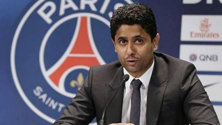 El presidente del PSG