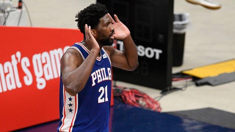 NBA Playoffs: 76ers vencieron a Wizzards y se colocaron a una victoria de barrer la serie
