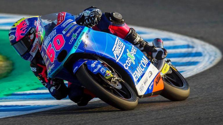 Jason Dupasquier, piloto de 19 años, falleció tras caída en el GP de Italia de Moto3