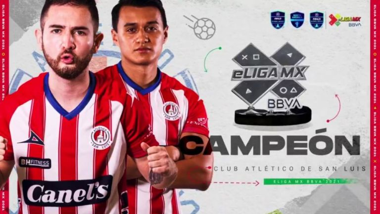 Atlético de San Luis se coronó tras vencer a las Chivas
